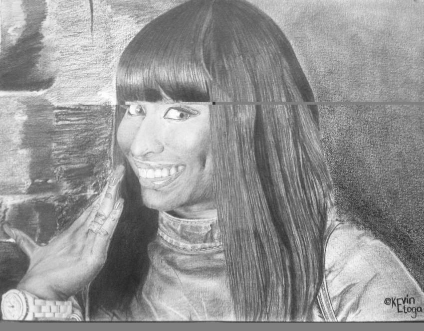 Nicki Minaj par Blackdenzel237